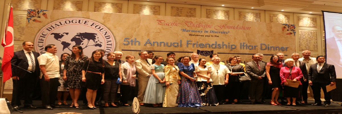 ANNUAL FRIENDSHIP IFTAR DINNER 2016